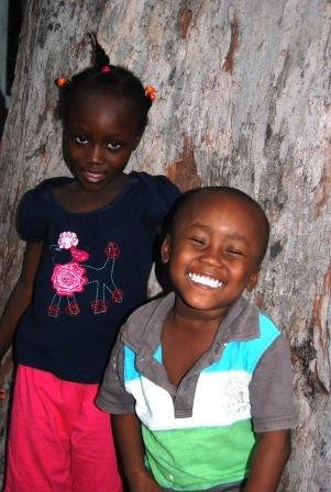 2010 -- Haiti Earthquake Orphans
